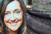Smutný konec pátrání po pohřešované matce: Po osmi měsících ji našli mrtvou v lese