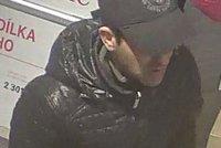 Zloděj z prodejny odnesl telefon za více než 17 tisíc: Krádež natočily kamery