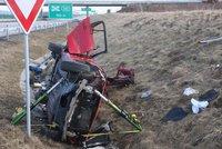 Jakub N. měl řídit auto smrti opilý: U soudu tvrdil, že si nic nepamatuje
