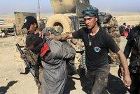 V Iráku našli největší masový hrob ISIS. V jámě leží čtyři tisíce mrtvých