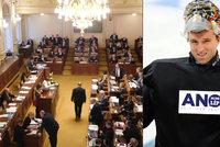 Bude chytat za Babiše? Brankář Hnilička mluví o kandidatuře do Sněmovny