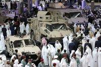 Obchod se smrtí kvete, ukázal veletrh zbraní. Svědčí mu války na Blízkém východě
