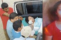 """""""Mohou za to démoni!"""" V Nikaragui upálili mladou ženu, prý byla posedlá ďáblem"""