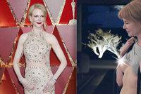 Nicole Kidman se rok před padesátkou svlékla: Tasila luxusní prsa!
