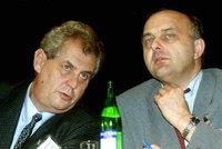 Zemřel exministr financí Svoboda (†68). Člen Zemanova kabinetu seděl ve vězení
