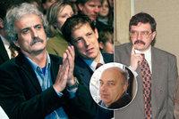 Gross, Svoboda, Tigrid, Lux či Dostál: 15 ministrů, kteří jsou už po smrti