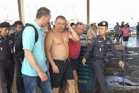 Místo potápění boj o život. Rusa strhlo moře, nad vodou se udržel 24 hodin
