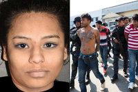 Dívka jim zničila satanskou svatyni: Opakovaně ji znásilnili a nakonec zabili