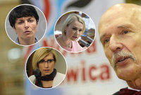 """""""Šovinistické prasátečko."""" Vlivné Češky dopálil Polák hláškou o podřadnosti žen"""