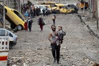 Iráčané postupují Mosulem. Dobyli soud ISIS, kde rozhodovali o sekání rukou