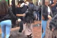 Muslimka (17) twerkovala na ulici: Vyhrožují jí smrtí!
