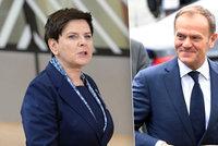 Unijní lídři opět zvolili Tuska svým šéfem. Polákům navzdory