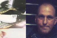 Brutální video: Polil spícího muže benzínem a upálil ho. Prý mu odloudil ženu