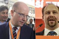"""Tejc přiznal čestnou prohru. Politolog: A Sobotka si ošetřil """"handly"""" na baru"""
