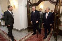 """Sněmovnu bude mít """"pod palcem"""" Hamáčkův muž. Žádné tlaky nebyly, tvrdí Černoch"""