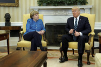 Na Trumpa není podle Merkelové spolehnutí. Evropa má hledat spojence jinde