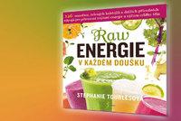 Recenze: Raw energie v každém doušku jako skvělý průvodce světem smoothies