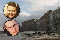 Těla Alexe (†17) a jeho kamaráda ležela na břehu: Záhadnou smrt šetří policie