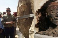 Pozoruhodný nález archeologů v Údolí králů: Alabastrová babička Tutanchamona!