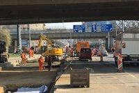 Vytížená křižovatka na Balabence se opraví: Nové chodníky i přechod, obnoví se semafory