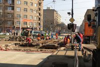 Změny na trati Ohradou a Palmovkou: Čeká ji rekonstrukce za 231 milionů