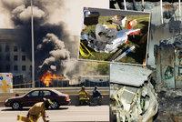 Dosud neviděné snímky z 11. září: FBI zveřejnila fotky zkázy po útoku na Pentagon