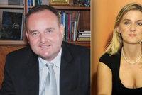 """Paroubkova Barbie """"zničila"""" velvyslance Borůvku: Zaorálek mi koukal do výstřihu"""