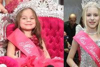 Pouhá zábava nebo tlak ctižádostivých rodičů? Toto jsou vítězky soutěže Miss Princess