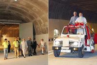 V Kašmíru to vře, indický premiér tam přesto slavnostně otevřel tunel
