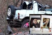 Honza, Daniel a Lucka (†17) zahynuli při nehodě džípu: Řídil opilý spolužák. Celá škola truchlí