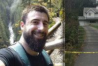 Majitel nachytal lupiče ve sprše: Zastřelil ho a teď čelí obvinění z vraždy