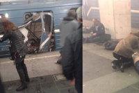 Vraždili v Rusku islamisté, nebo jde o komplot? Odpálil se prý mladý Asiat (†23)