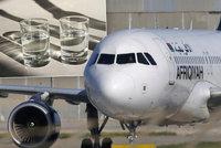 Letiště ve Stuttgartu zrušilo všechny lety. Dva cestující hrozili bombou