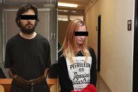 10 dní věznil Janu a Dana v garáži: Únosce dostal 16 let, dětem musí dát tři čtvrtě milionu