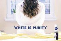 """""""Bílá je čistota."""" Kampaň Nivey rozpoutala vášně, rasisté ji opěvují"""