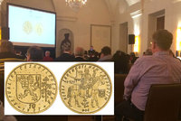 Stamilionová dražba mincí: Nejdražší dukát stál zájemce 18 milionů