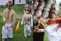 Takto vypadaly Velikonoce před sto lety, strážnický skanzen předvádí mnohé zapomenuté zvyky