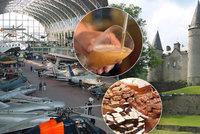 Země piva a čokolády zve na návštěvu: 10 tipů, kam se vydat v Belgii