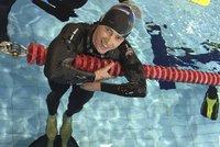 9045080b8e2 Záhadná smrt v jilemnickém bazénu  Zemřela hvězda sportovního potápění!