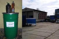 Pražané odevzdali přes tunu olejů a tuků: Podíl jejich recyklace stále roste