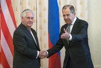 Putin a Trumpův muž Tillerson pokroku ve vztazích nedosáhli, tvrdí Kreml