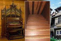Strašidelné sídlo zbrojařské rodiny: Slepá schodiště a dveře je měly ochránit před duchy obětí!