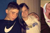 Teenageři (14 a 15) unesli z nemocnice novorozenou dceru: Policie po nich vyhlásila pátrání