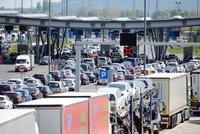 Doprava v Chorvatsku kolabuje: Řidiči stojí v kolonách i 7 hodin