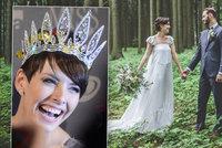 Česká Miss a moderátorka zpráv Gabriela Lašková: Neměla jsem hodné chlapy!
