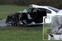 Auto se čelně střetlo s autobusem: Mladý řidič Dušan (†19) zraněním podlehl