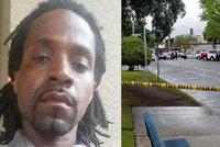 """""""Černý Ježíš"""" v Kalifornii zastřelil tři lidi: Nenávidím bělochy, napsal"""
