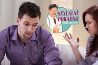 Sexuální poradna: Mám tam při sexu ještě místečko, přiznala se mi přítelkyně