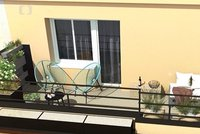 Ferdinandovy zahrady: Z terasy oáza klidu i v rušném městě