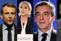 Francouzské volby pod palbou lží: Prezidenty už jsou Le Penová i Mélenchon